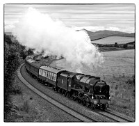 Royal Scot to Tweedbank