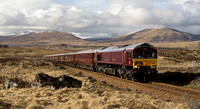Royal Scotsman at Rannoch