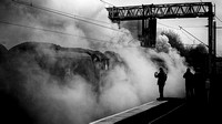 Steam and Silhouettes
